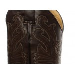 GRINDERS CAROLINA COWBOY WESTERN BROWN LEATHER BOOTS KNEE HIGH BOOT (UK 6 / EU 40), Gents Grinders, GRINDERS CAROLINA BROWN, ,