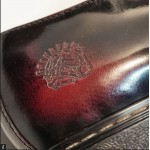Grinders Percival Burgundy Red 3 Eyelet Smart Lace-up Flat Real Leather Shoes, Ladies Grinders, Percival Burgundy, ,