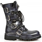 NEW ROCK COMFORT-FIT M.1473-S27 LILAC Leather Boots, COMFORT-LIGHT, COMFORT-FIT M.1473-S27, COMFORT-FIT M.1473-S27,
