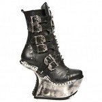 NEW ROCK EXTREME M.EXT005-S1 BLACK LEATHER STEEL BOOTS, EXTREME, EXTREME M.EXT005-S1, EXTREME M.EXT005-S1,
