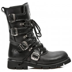 NEW ROCK M.373 HERITAGE ITALI NOMAD BLACK NO PLANING COM